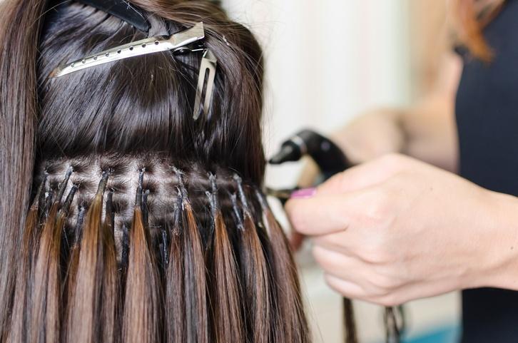 Extensiones de pelo consejos