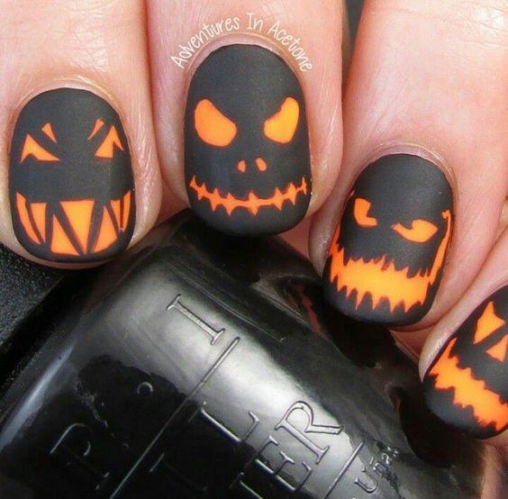 unas-halloween-calabaza-terrorifica