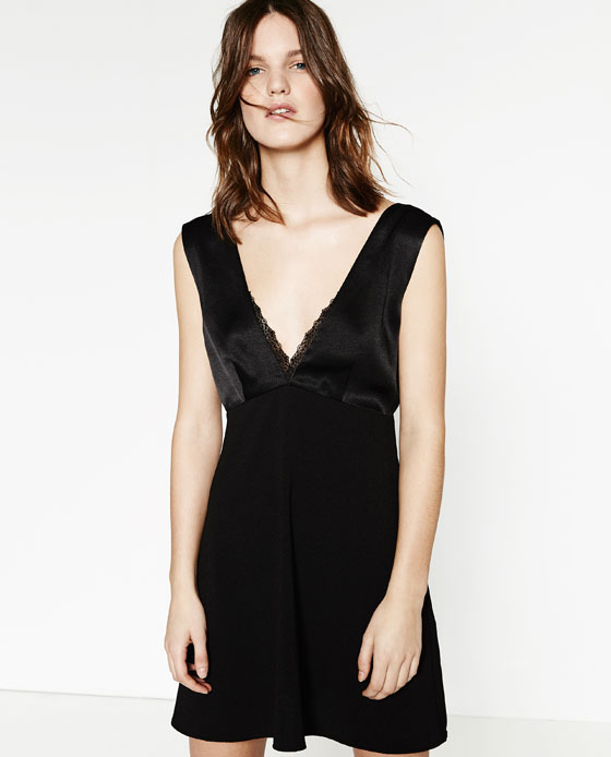Vestidos de fiesta Zara: largos