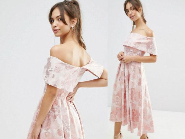 vestidos-para-ir-a-una-comunión-asos-rosa