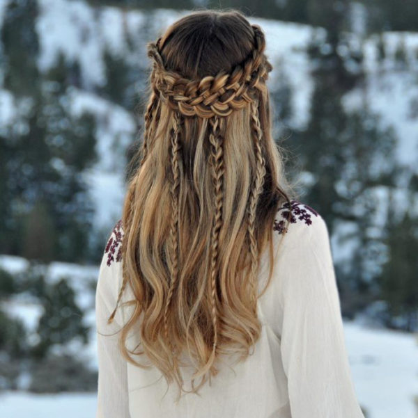 peinados-con-trenzas-corona