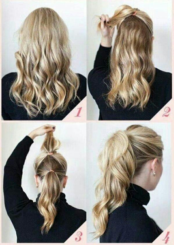 peinados-faciles-paso-a-paso-otoño-invierno-2017-coleta-alta