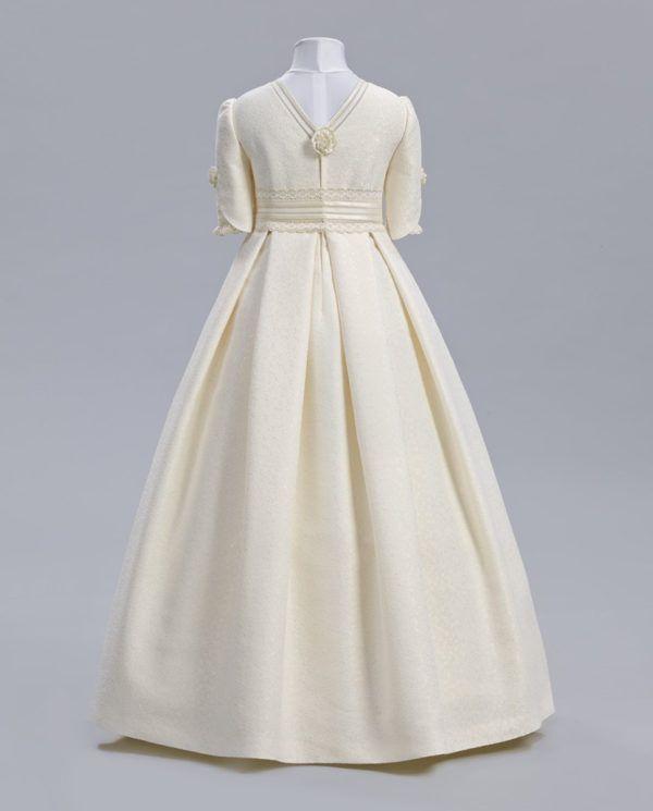 vestidos-de-comunion-el-corte-ingles-carmy deluxe-1-espalda