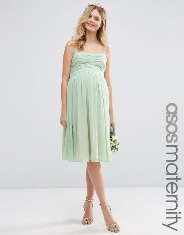 vestidos-de-fiesta-premama-para-embarazadas-palabra-honor-fruncido-asos