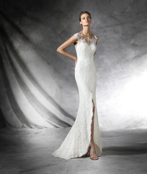 vestidos-de-novia-corte-sirena-encaje-preta