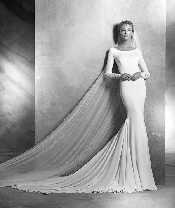 vestidos-de-novia-corte-sirena-pronovias-vania
