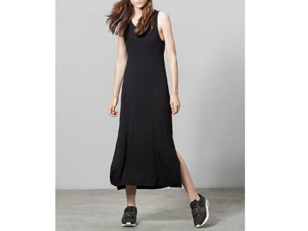 catálogo-stradivarius-vestidos-negro-largo