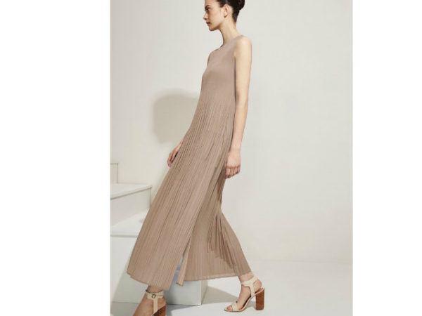 vestido-adolfo-dominguez-2016-largo-plisado