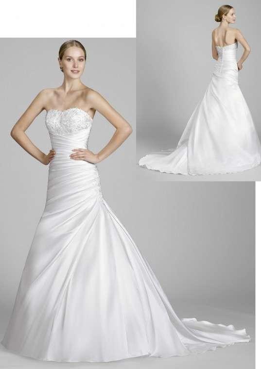 vestidos-de-novia-corte-sirena-drapeado