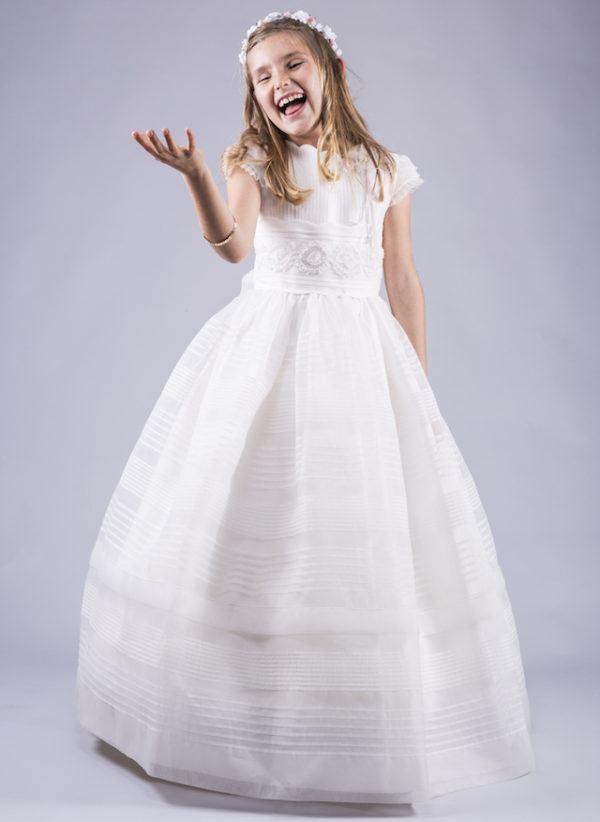 vestidos-de-comunion-largos-sencillos