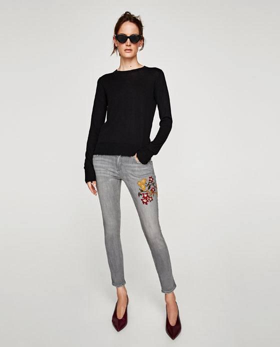 Catálogo de pantalones de Zara para mujer Otoño Invierno