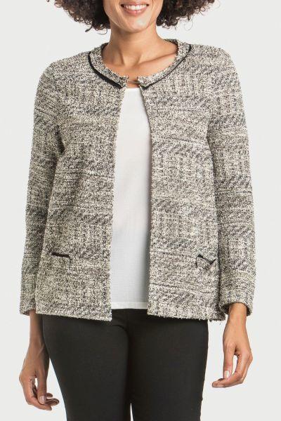 punto-roma-jerseis-conjunto-simulado-de-hilo metalico