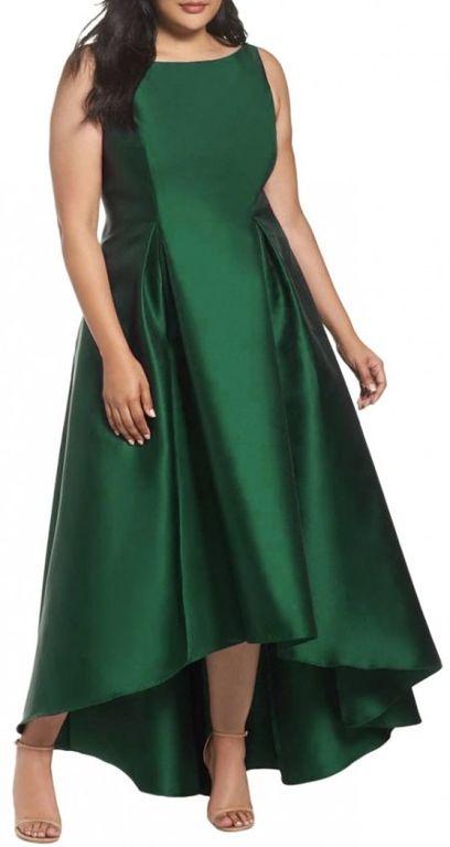 vestidos-para-mujeres-gorditas-largo-dotie-verde-elegrina