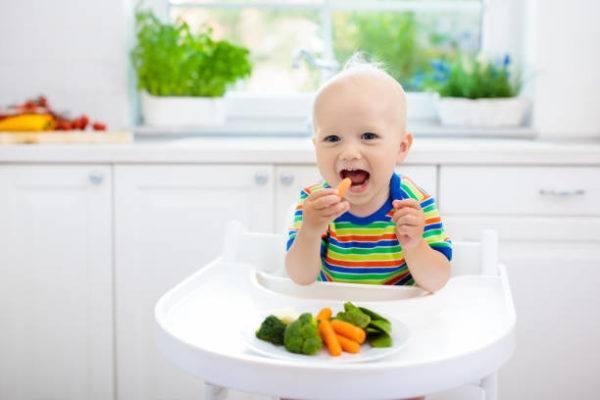Alimentacion para bebes de 6 meses consejos
