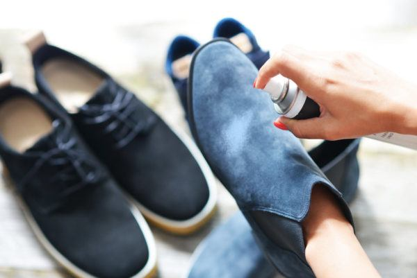 Consejos útiles para limpiar zapatos de ante