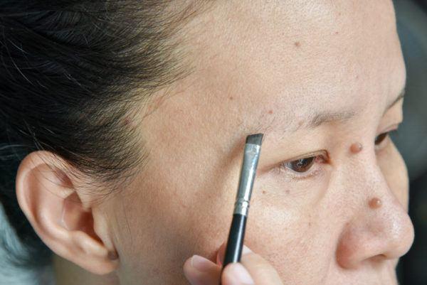 Cejas finas: cómo hacer que se vean más completas