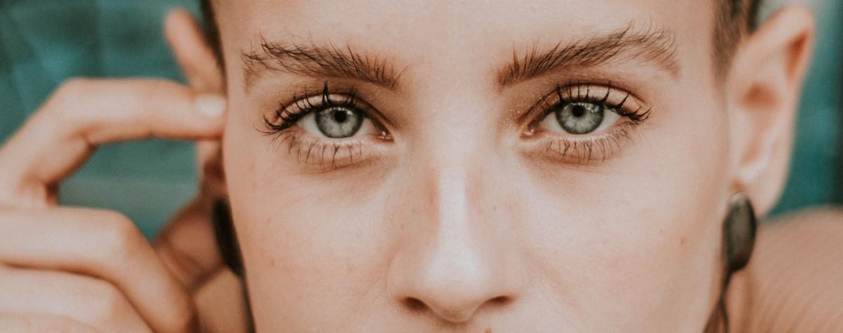 Ojos colágeno