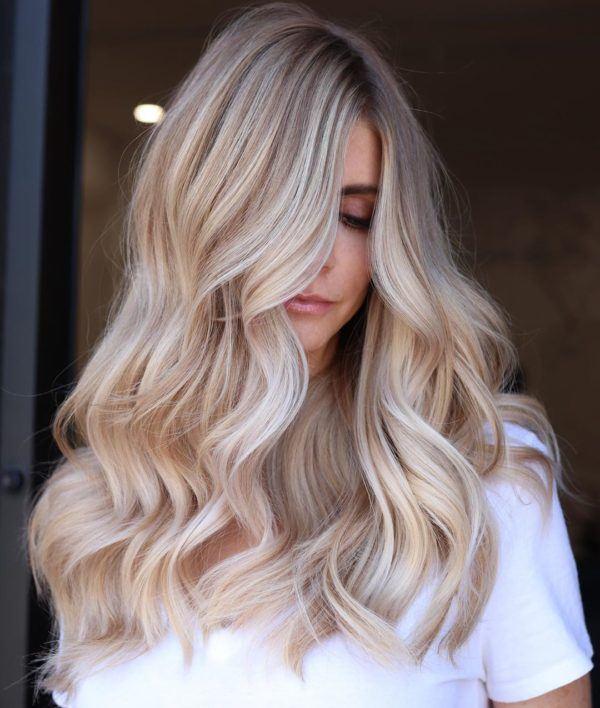color de pelo perla
