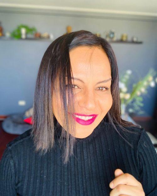 Mujer pelo corto