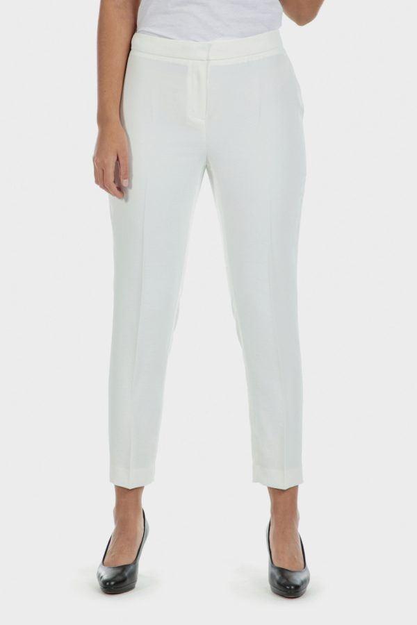 Catalogo punto roma primavera verano 2021 pantalon blanco