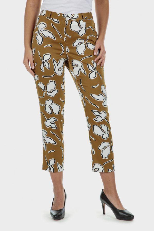 Catalogo punto roma primavera verano 2021 pantalon estampado