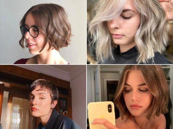 Los Mejores Cortes De Pelo Corto Para Mujer Primavera Verano 2021 Blogmujeres Com