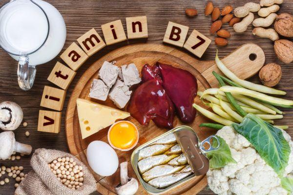 Biotina para el cabello cuales son efectos secundarios