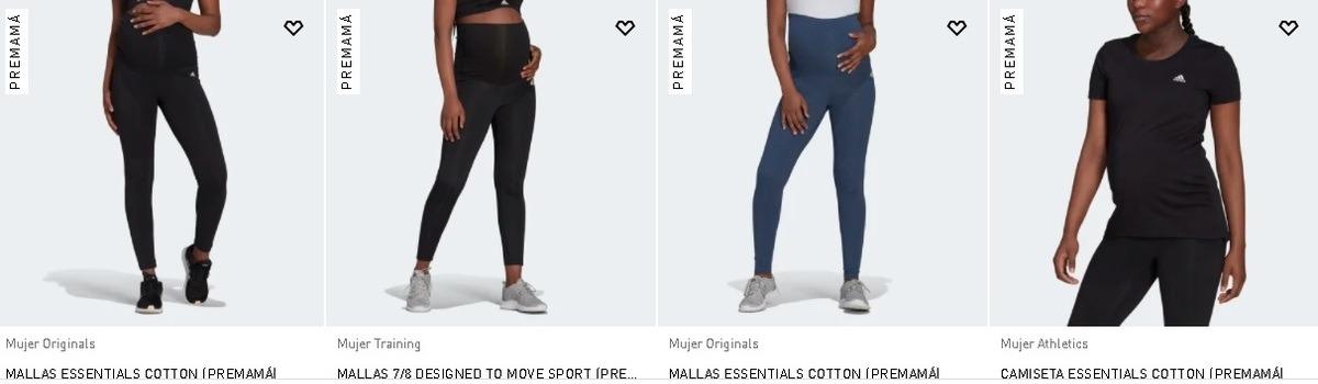 Mallas Premamá Adidas 2021