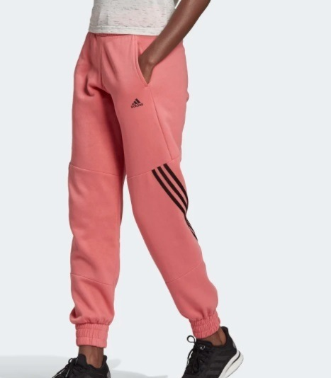 Pantalón Adidas rosa 2021