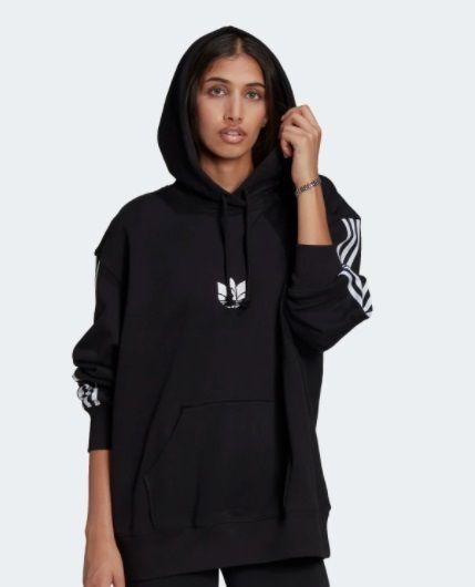 Sudadera negra Adidas 2021