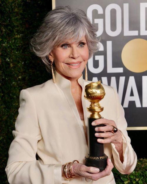 Jane Fonda corte Bob