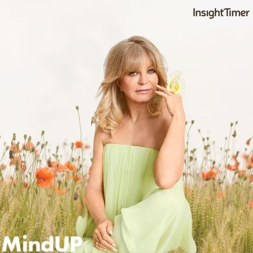 Goldie Hawn pelo largo