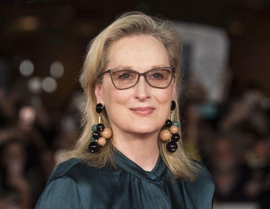 Meryl Streep long bob