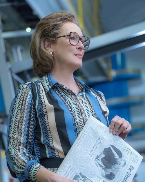 Meryl Streep media melena
