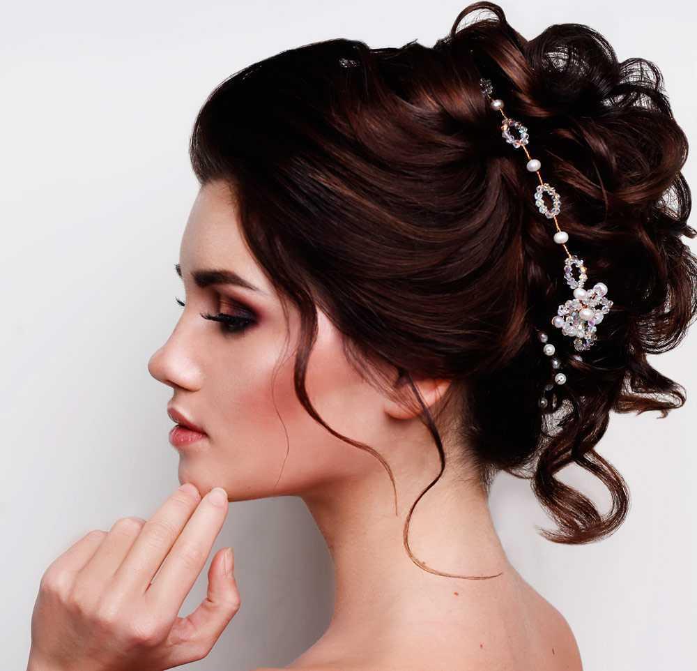 Peinado de novia rubio