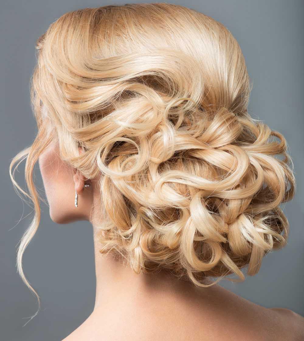 Peinados de novia con el pelo cortado