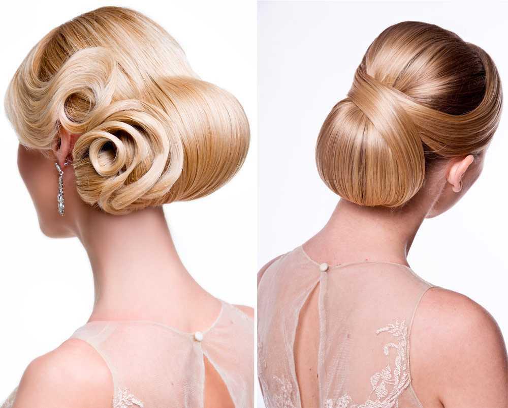 Peinados de novia pelo largo semicortado