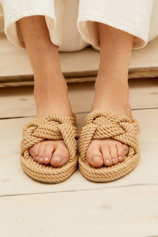 CATALOGO hym primavera verano 2021 sandalia trenzada