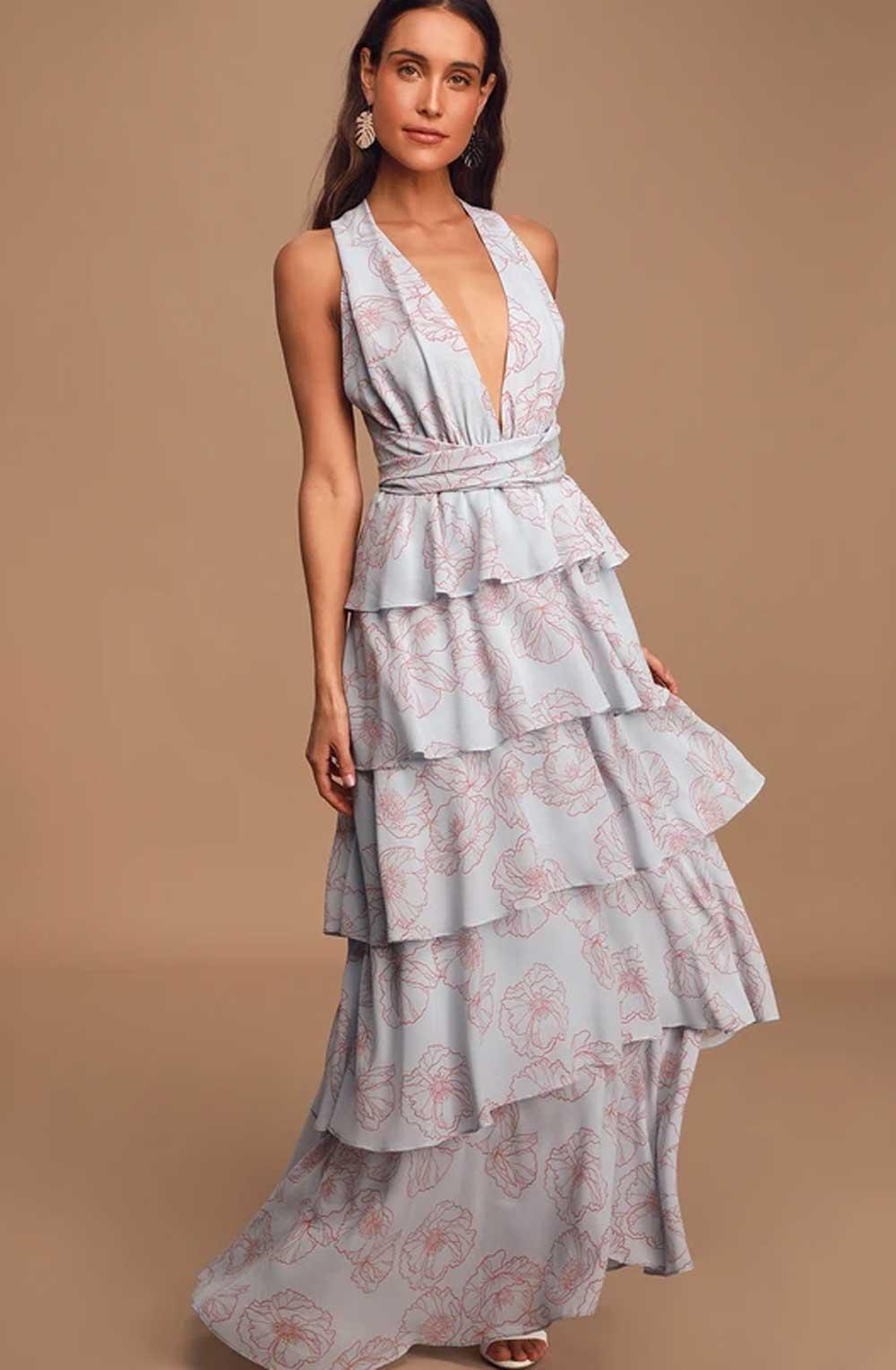 Vestidos de novia largos para niñas 2020