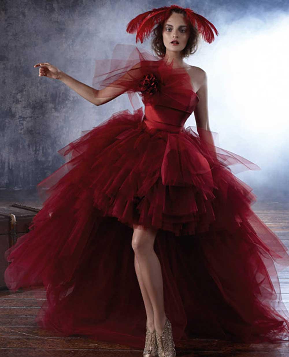 vestidos de novia cortos 2022
