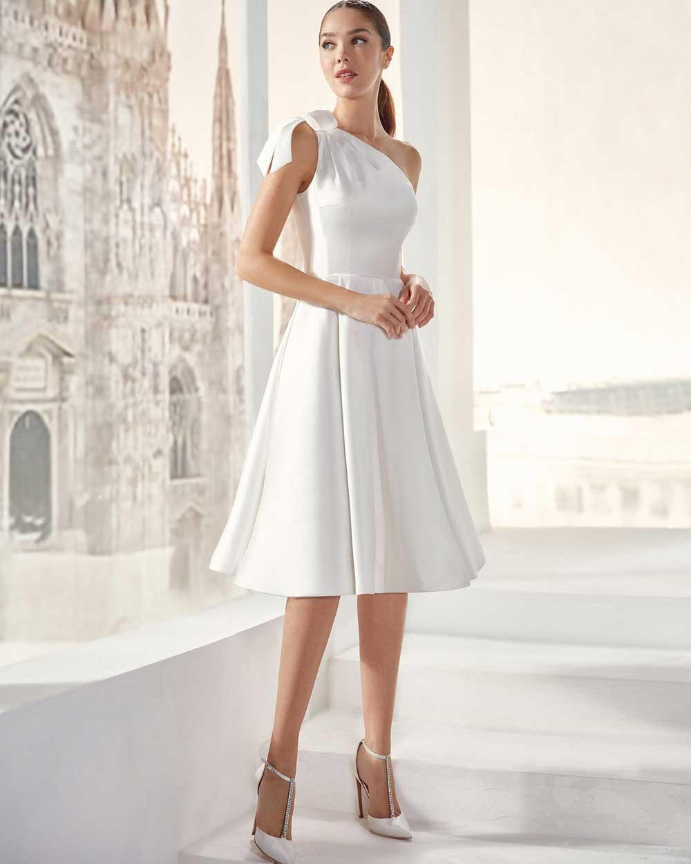 rueda del vestido de novia