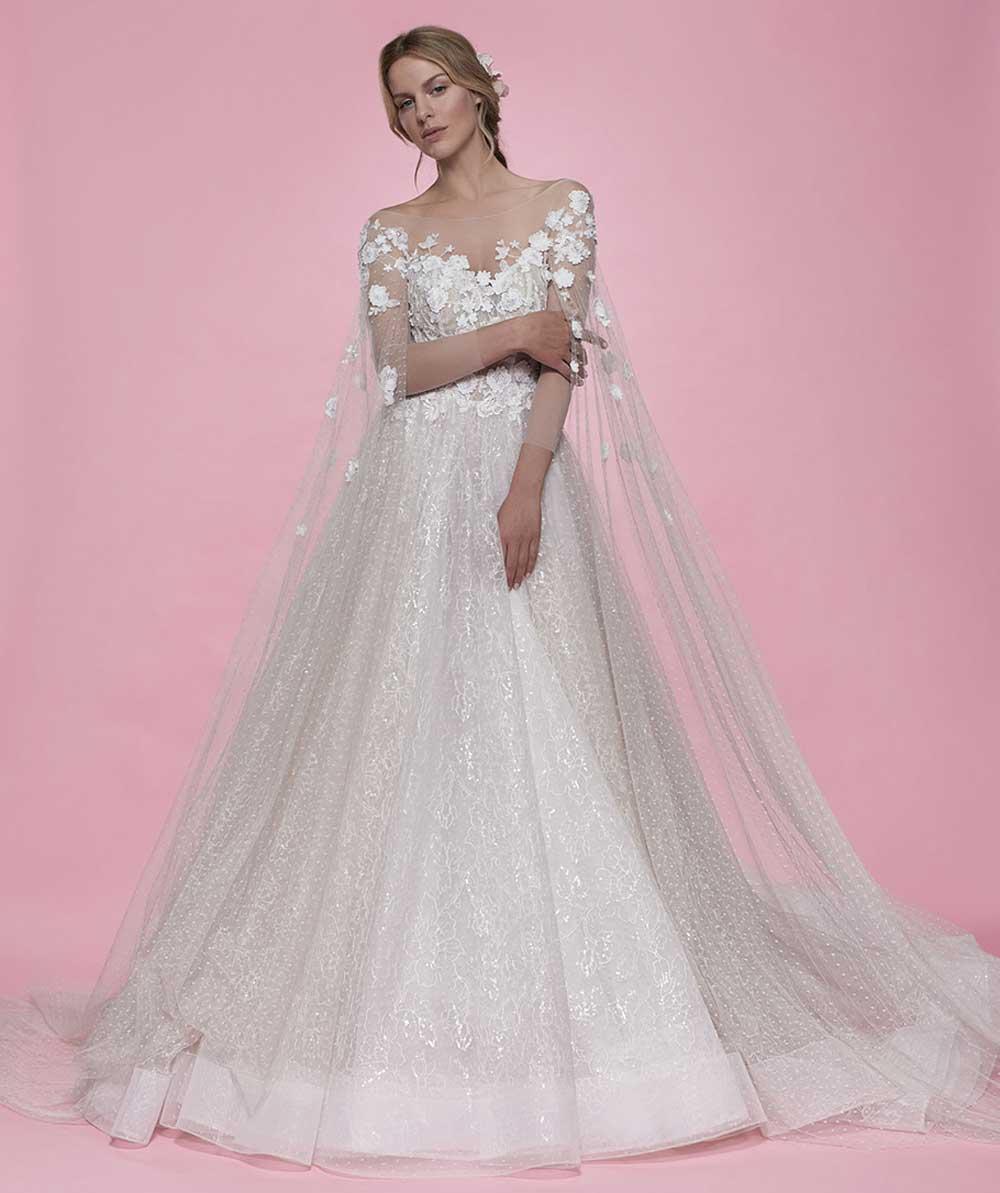 Vestido de novia Maison Signore
