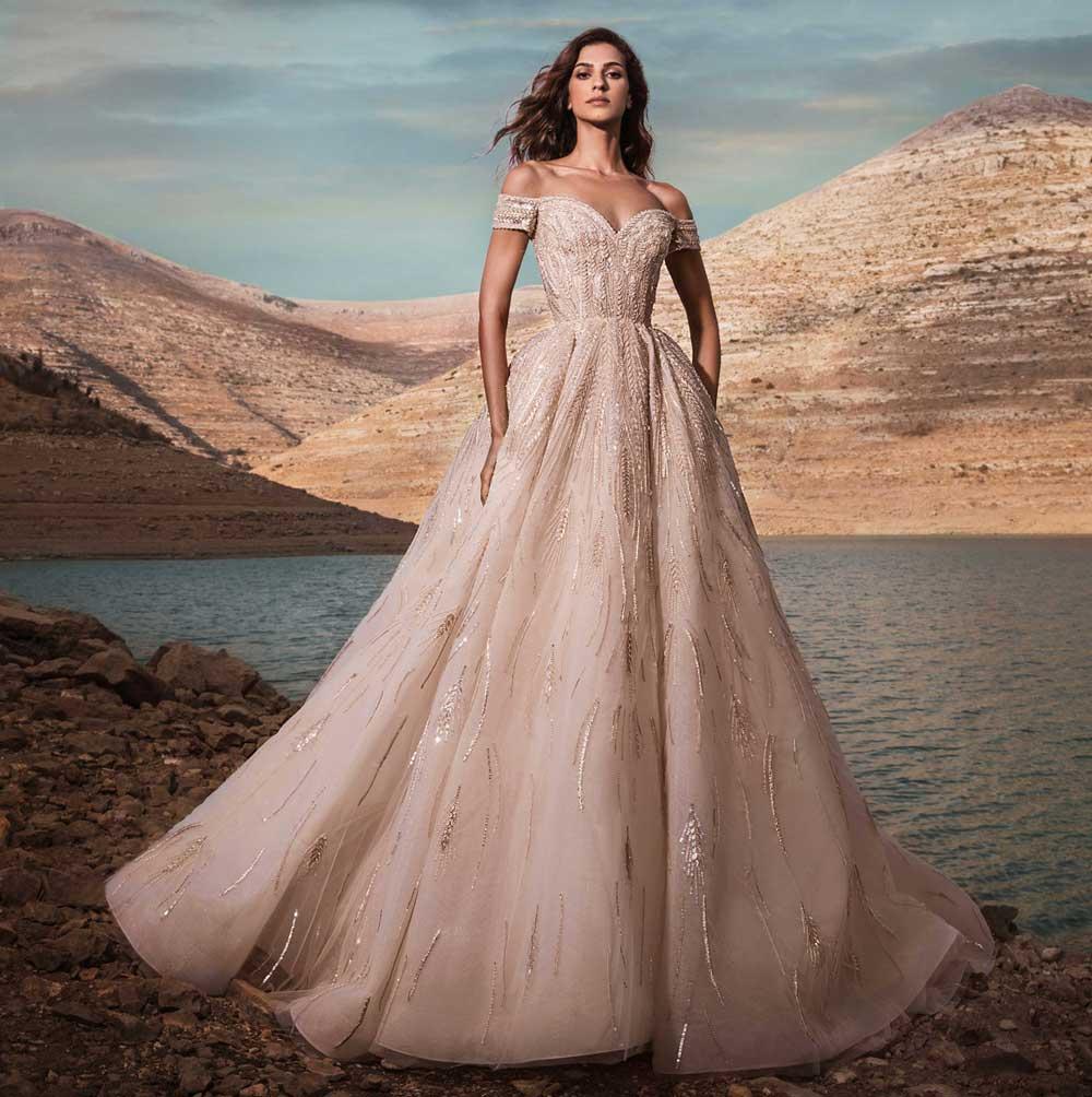 Vestido de novia Zuhair Murad