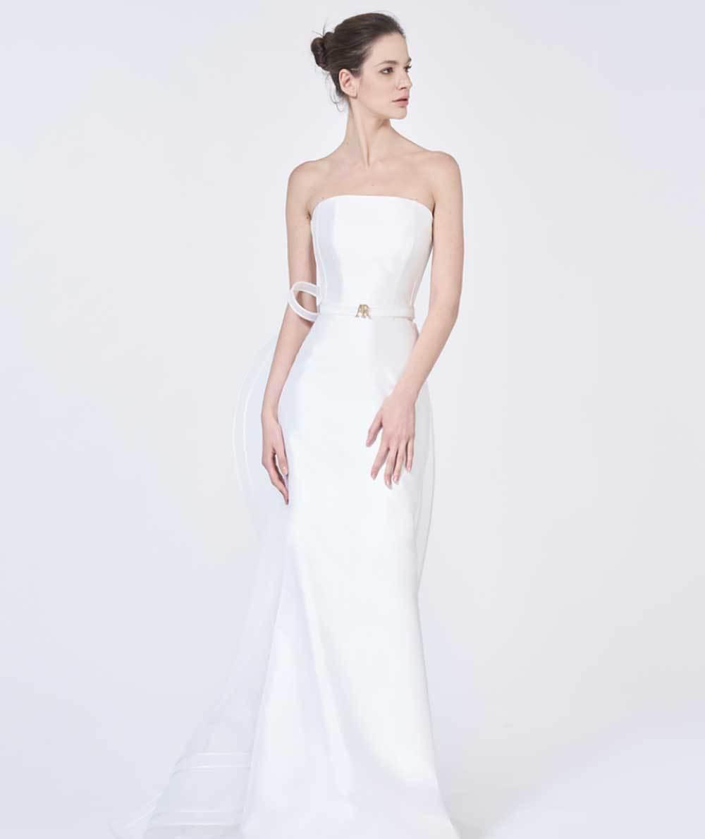Vestido de novia Eugenia