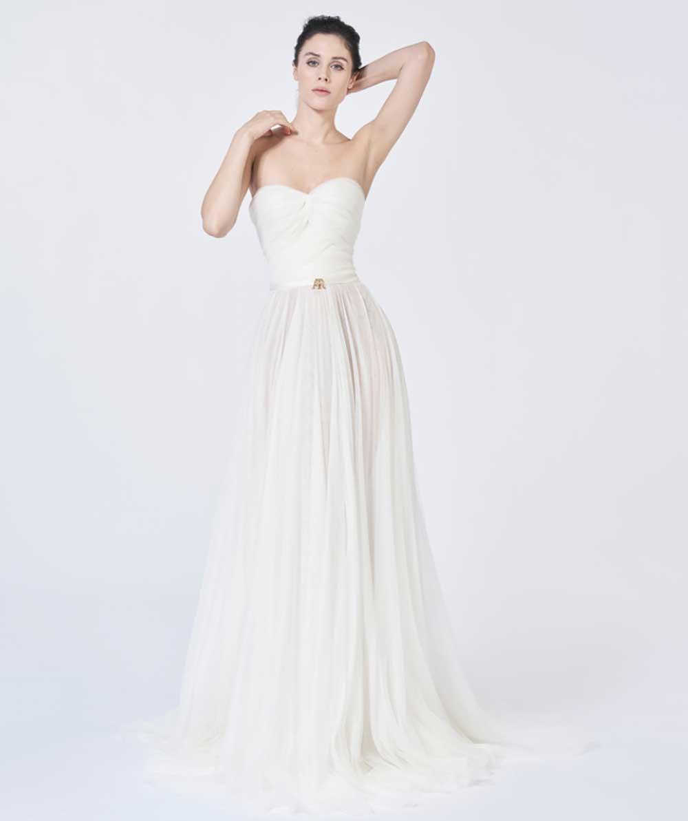 Vestido de novia Camilla