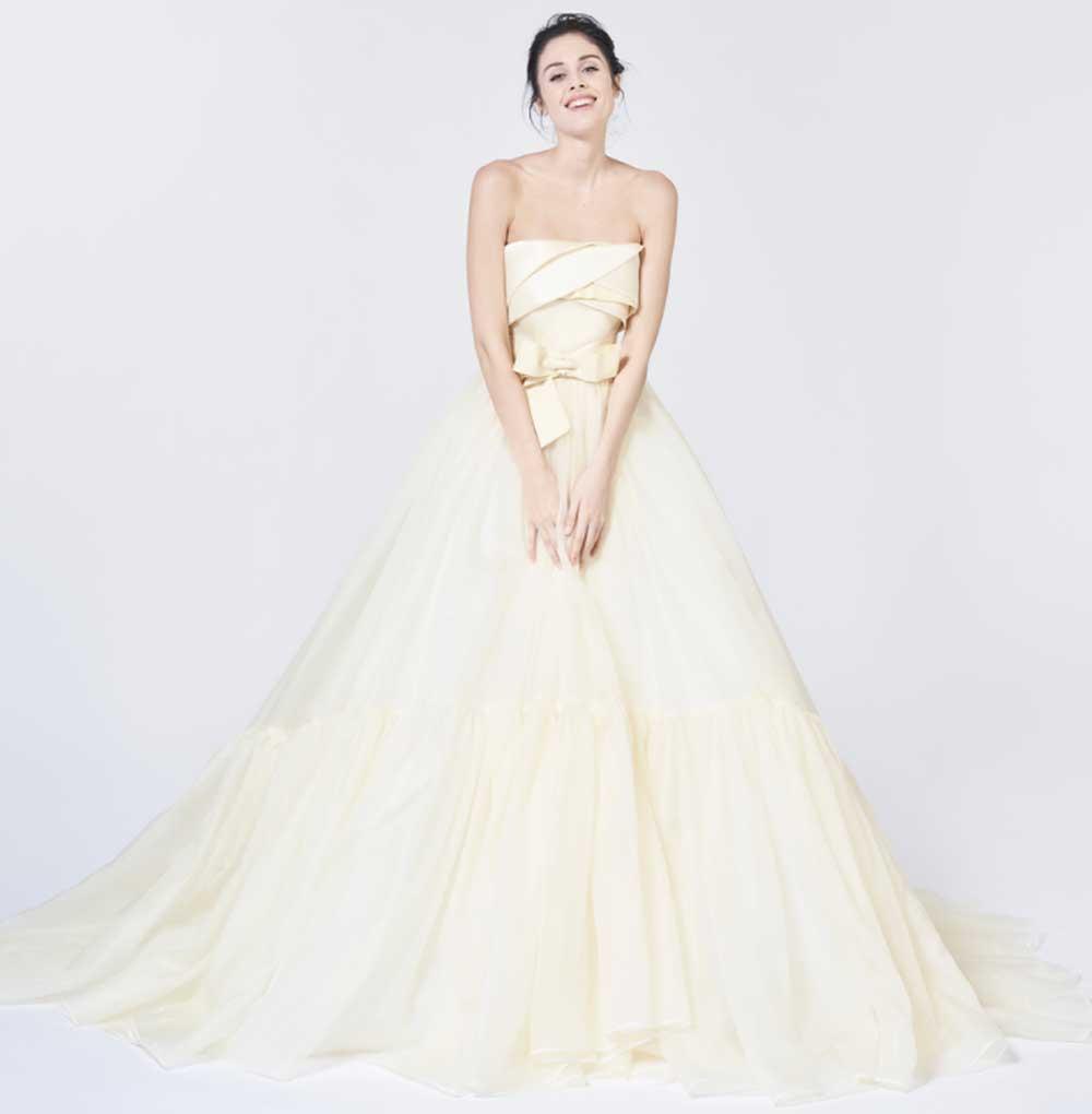 Vestido de novia Andrea Riva 2021