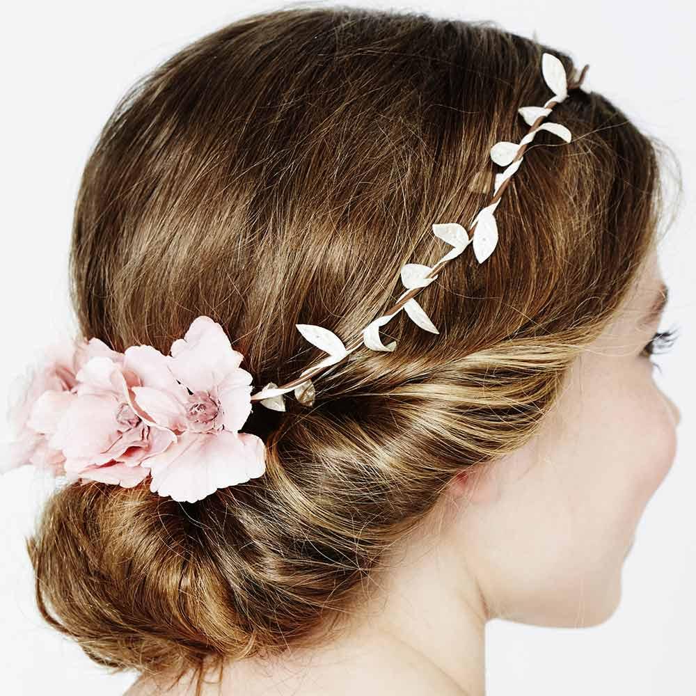Peinados para niñas de confirmación