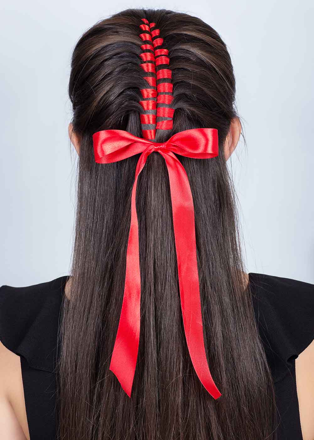 Peinados de colegiala