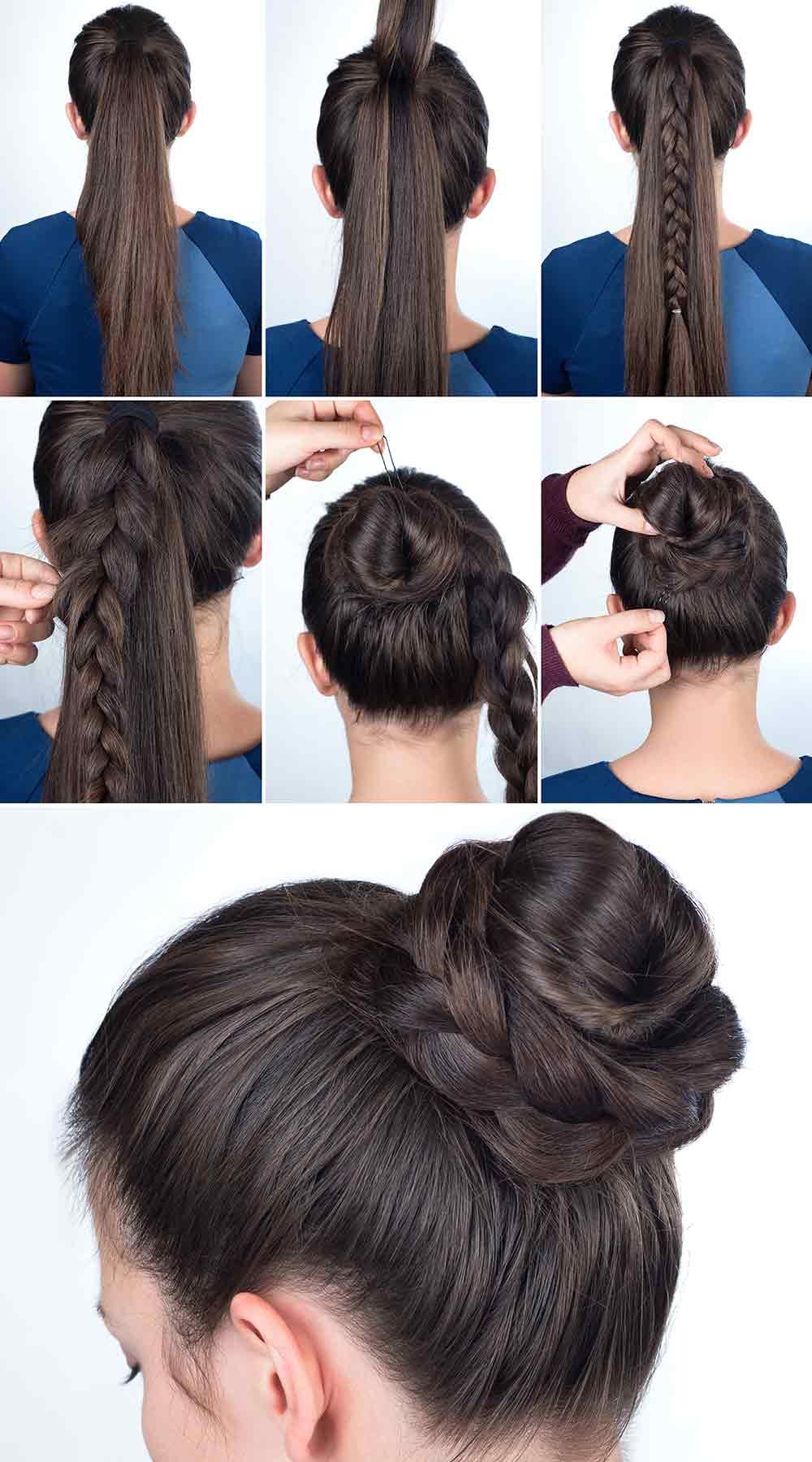 Peinados de niña pelo largotutorial