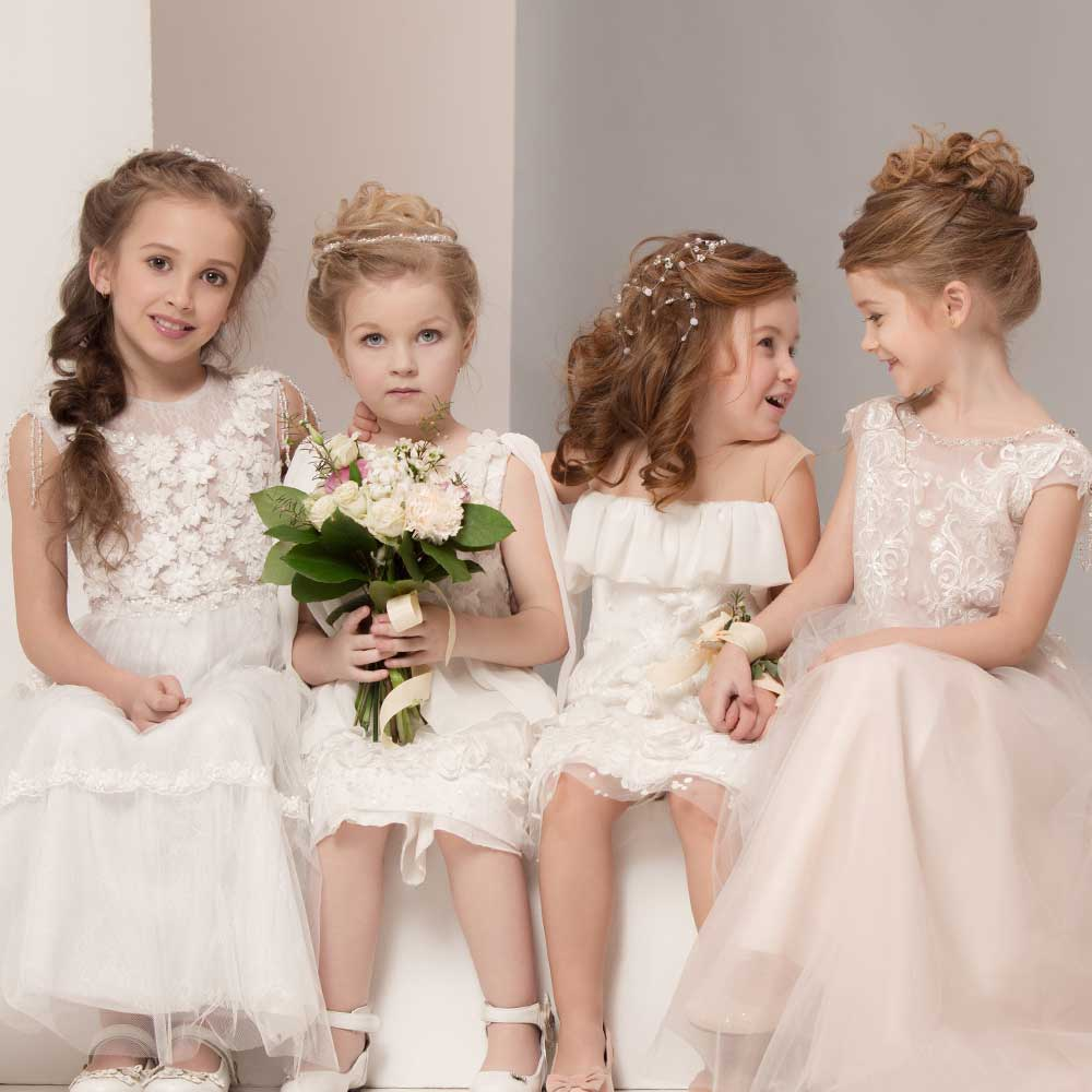 Peinados niña ceremonia 2020